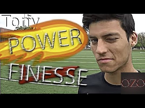 OZO SOCCER: Power Finesse!!