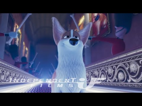 Animatiefilm over de geliefde hond van het Britse koningshuis in De Meerpaal