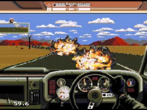 Outlander (Sega Mega Drive) – Ravenking's Gameplay