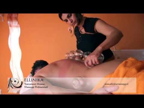 Ellinikà massaggi - Coppettazione