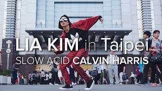 Lia Kim / Slow Acid - Calvin Harris / Taipei 101 Tower
