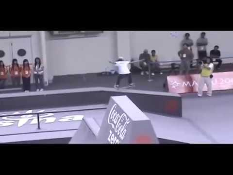 skateboarders no1st indonesia 2011 Pevi Permana   (royal video magazine)