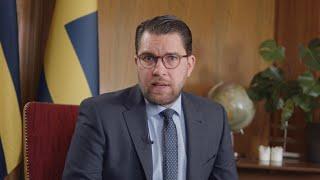Jimmie Åkessons tal till nationen