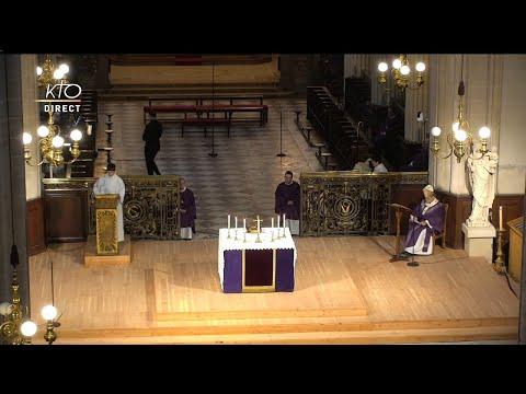 Messe du 29 mars 2020