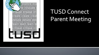 Parent Meeting Online