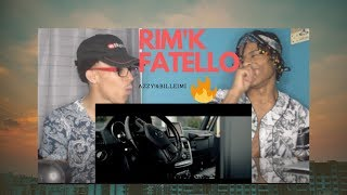 Rim'K - Fratello REACTION