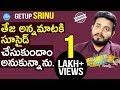 Jabardasth Comedian Getup Srinu Exclusive Interview