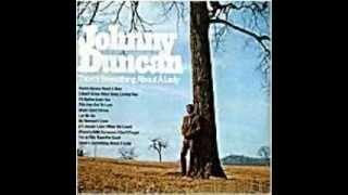 Johnny Duncan - I'd Rather Love You