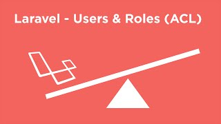 Laravel Tutorial - ACL (User Roles) - #2 Database Setup & Migrations