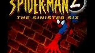 Spider Man 2   The Sinister Six (Game Boy Color) [story And Bosses]