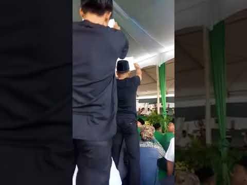 Video Detik-detik Mahasiswa Universitas Riau Teriaki Presiden Jokowi saat Pidato Harlah NU di Pekanbaru