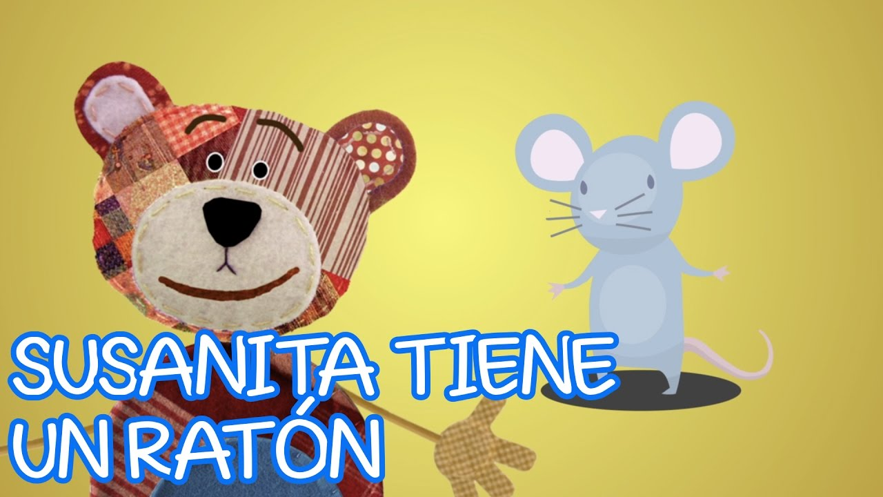 Susanita tiene un ratón | Canción infantil con Traposo