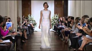 Jenny Packham 2013 Bridal Catwalk Show
