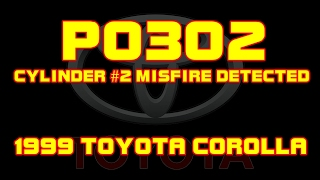 Toyota injector coil replace fault p1315 engine light turn off 1999 toyota corolla p0302 cylinder 2 misfire detected fandeluxe Images