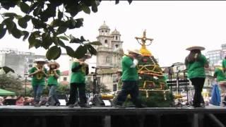preview picture of video 'FESTA DOS MAIOS DE PONTEVEDRA 2010  VIAXEIRO DE CABANAS'