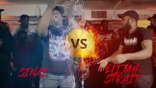 Jermaine LeMor ( SINAI ) VS ELIJAH STRAIT | HOSTED BY STACK ZION & PAITO | OVRFLW