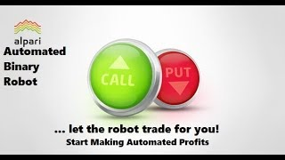 Automated Binary Robot For IQ Option 100% Profitable | Mt4