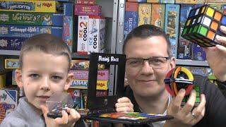Knobel, Spaß und Action - Die Welt von Rubiks (Ravensburger) - 7 und 8 Jahre