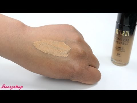 Milani Milani Conceal & Perfect 2-in-1 Foundation and Concealer Sand