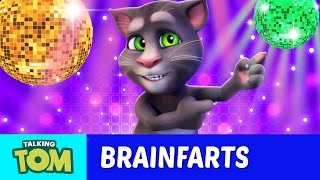 Talking Tom's Brainy Songs and Farty Beats
