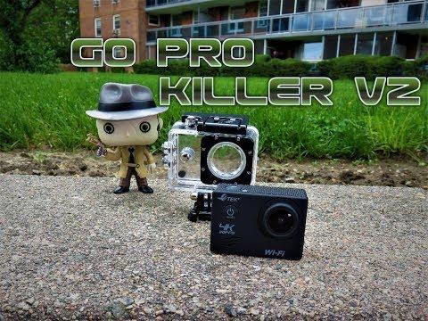 Best 4K GoPro Alternative Under $50 - Etek 4K Action Camera Review (Sj4000)