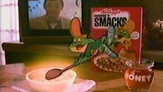Kellogg's Honey Smacks & Dairy Queen commercial (1985)