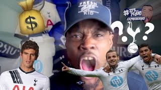WHAT A WASTE OF MONEY!! TOTTENHAM HOTSPUR FAILURE SIGNINGS |LESSA DAT EPISODE 1 EXPRESSIONS
