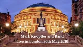 Mark Knopfler   Live In London 2010   Full Concert [Official Audio Record]
