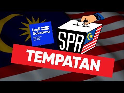 Local Election: Undi Saksama Perjuangkan Kuasa Rakyat di Peringkat Tempatan