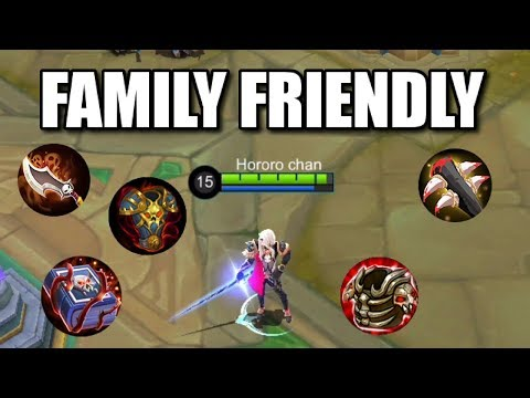 THE POWER OF FAMILY FRIENDLY