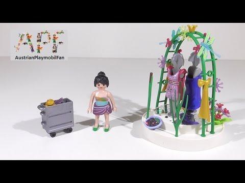 Vidéo PLAYMOBIL City Life 5489 : Styliste avec podium lumineux
