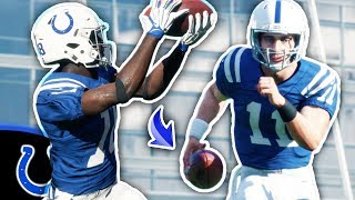 TRADING FOR A NEW QB & WR! Madden 18 Colts Connected Franchise Ep. 21 (S2)