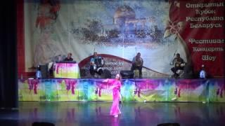 Гудкова Елизавета, балади+драм соло юниоры - 4 место