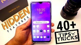 Realme 3 Pro Top 40+ Hidden Features , Advance Features , Best Features   Tips & Tricks   Data Dock