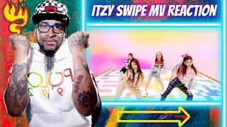"""ITZY """"SWIPE"""" M/V REACTION"""