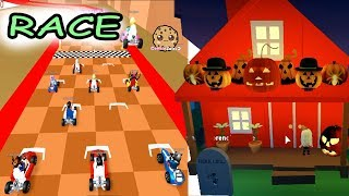Meep City Race Car Racing - Fashion Frenzy Roblox Cookie Swirl C Game Play Video