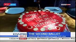 Wajir prisoners celebrate President Uhuru Kenyatta's birthday
