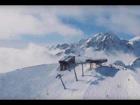 Lancement de la saison saison de ski 2017-2018 Serre Chevalier