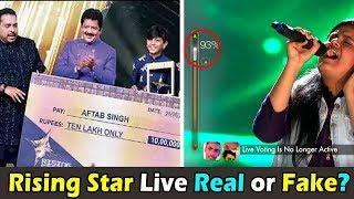 Rising Star Live Voting real or Fake । राइजिंग स्टार लाइव वोटिंग होता है या नहीं