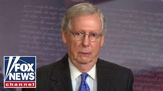 McConnell thanks Trump after GOP makes Senate gains
