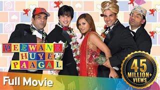 Deewane Huye Paagal  - Superhit Bollywood Comedy - Akshay Kumar - Paresh Rawal - Sunil Shetty