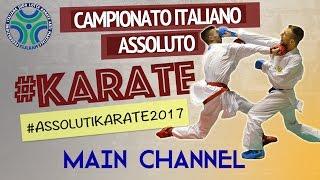 Karate Campionato Ita Assoluto 2017 - Kumite Maschile
