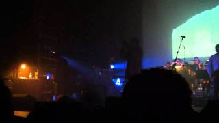 Echo & the Bunnymen - Thorn Of Crowns - York Grand Opera House 29/10/2011
