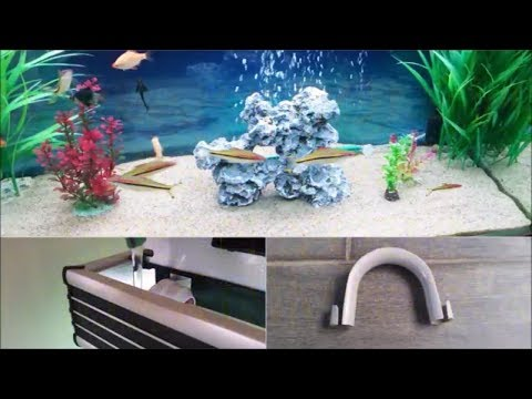 Aquarium tips & tricks – 5 cheap tools to help you clean your aquarium tank