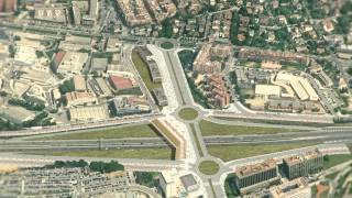 preview picture of video 'Projecte per transformar l'autopista B23'