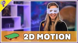 2D Motion - Physics 101 / AP Physics 1 Review with Dianna Cowern