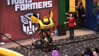 """Bumblebee Transformer in Chinese! (火种源来拯救!"""")"""
