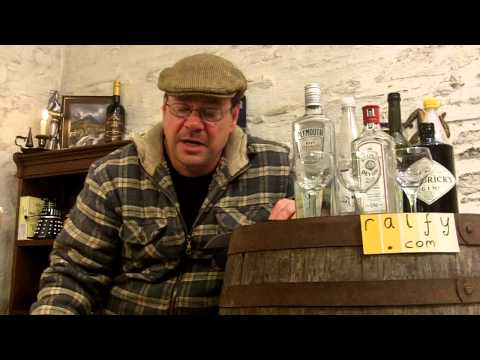 Whisky Review 292 – Gin
