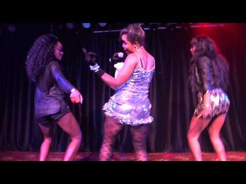 MAHEEDA AUST TOUR 2014