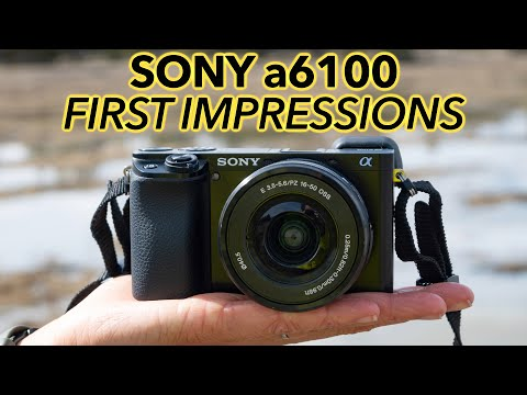 External Review Video d1tD13omIG4 for Sony A6100 (ILCE-6100) APS-C Mirrorless Camera